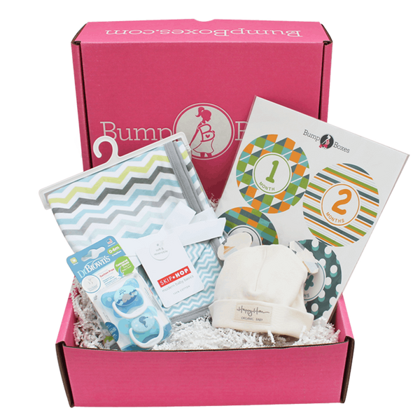 9 Subscription Boxes Moms–to–Be Will Love