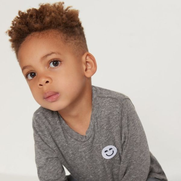 This Minimalist Gender-Neutral Kids' Clothing Brand Counts Tyra Banks as a Fan