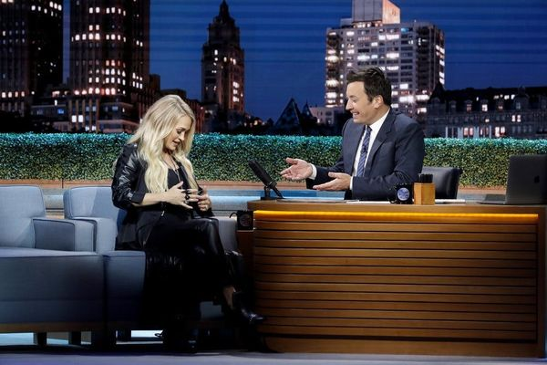 Carrie Underwood Reveals the Hilarious Name Her Son Wants to Give His New Sibling