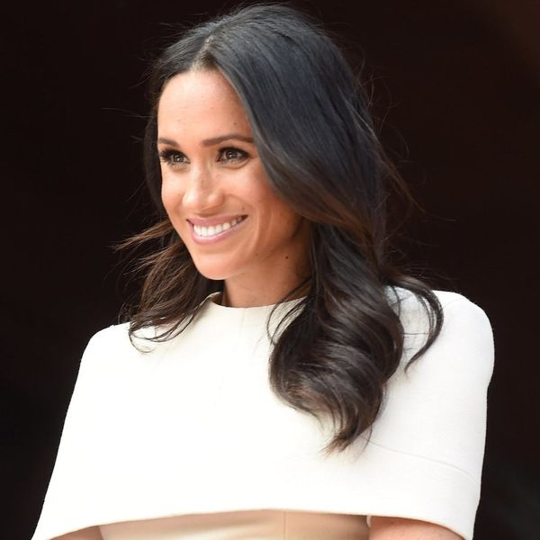 Meghan Markle Wears Surprising Color for Prince Louis' Christening