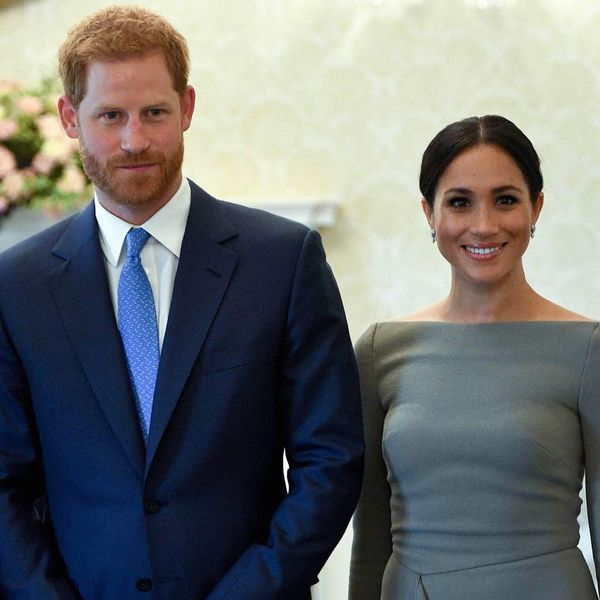 Meghan Markle and Prince Harry Just Shared the Details of Their First Royal Tour Together