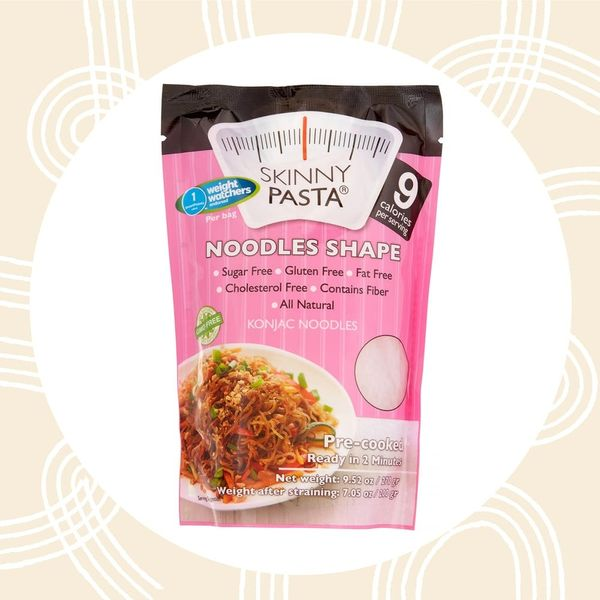 Keto Dieters, Stock Up on Skinny Noodles to Keep Your Carb Count Low