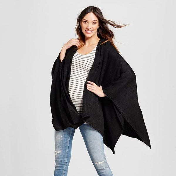 8 Cozy Maternity Styles for Sweater Weather