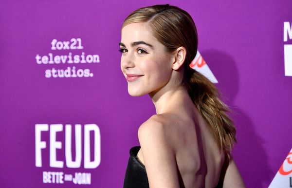 Kiernan Shipka Proposed to Noah Centineo on Instagram and We Are Here for It