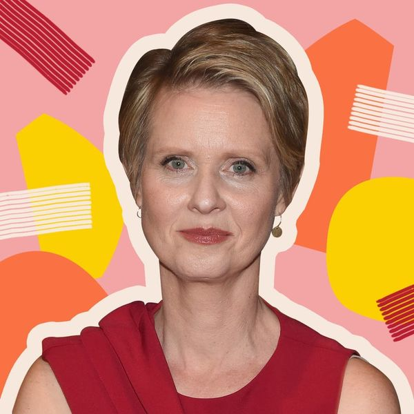 Cynthia Nixon Weighs in on Medicare for All, Celebrities in Politics, and All That Miranda Hobbes Fandom