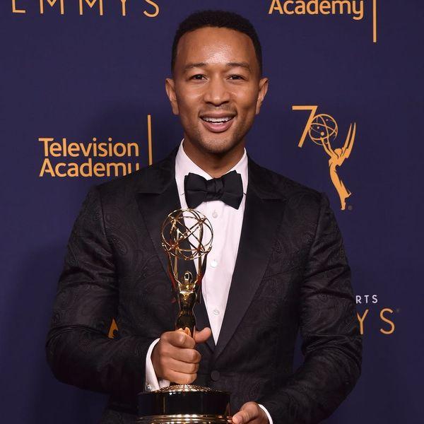 John Legend's EGOT Win Is Historic
