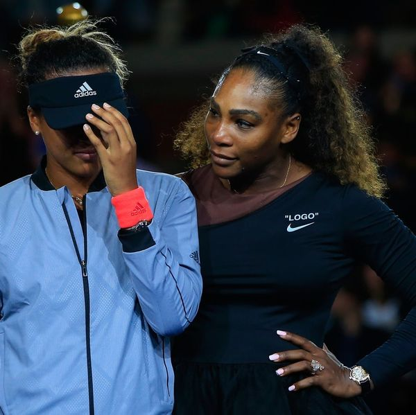 The Simple Reason Why Many People Are Saying Serena Williams' US Open Debacle Was Racist AND Sexist