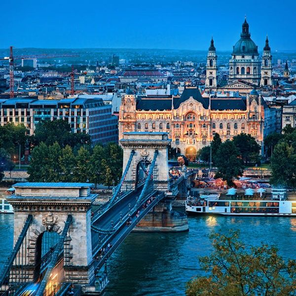 Discover Budapest: The Insiders' Guide to Eastern Europe's Best-Kept Secret