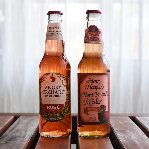 The Ultimate Rosé Cider Showdown: Angry Orchard vs. Trader Joe's