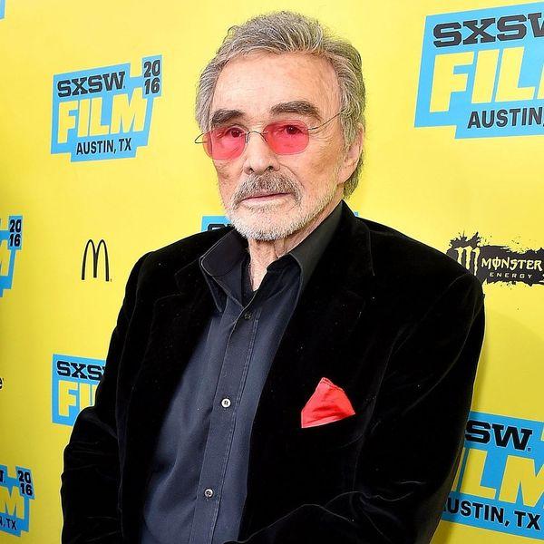 Burt Reynolds Has Died at 82