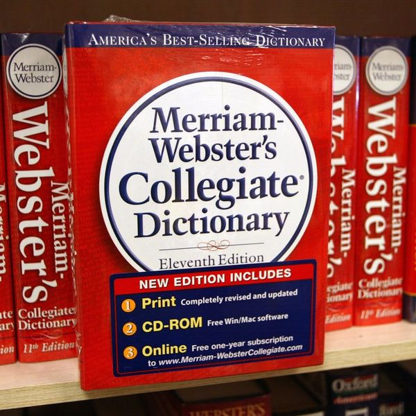 """Merriam-Webster Added """"Latinx""""– Now Let's Talk About What Got Overlooked"""