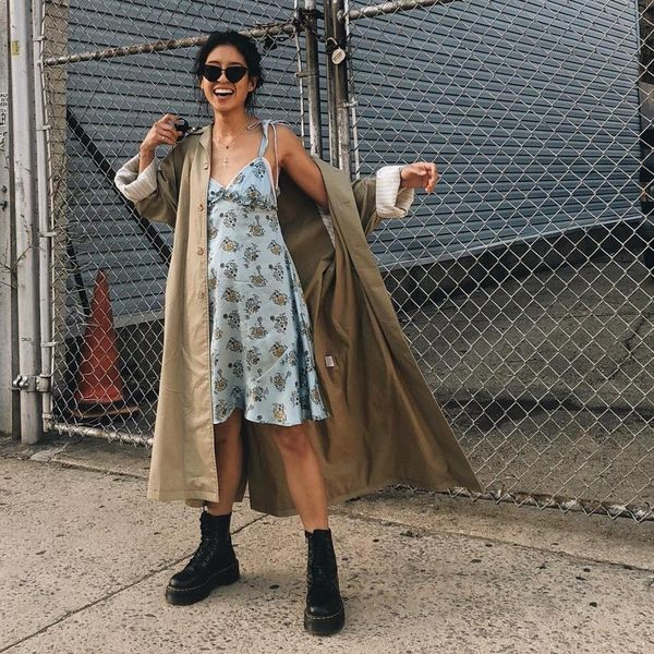 16 Instababe-Approved Ways to Style Combat Boots This Fall