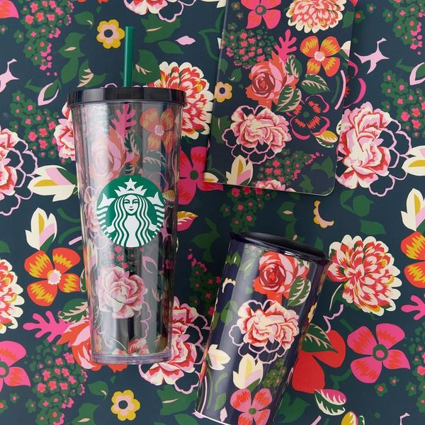 Your PSL Needs This Adorable Starbucks x Ban.do Fall Collection