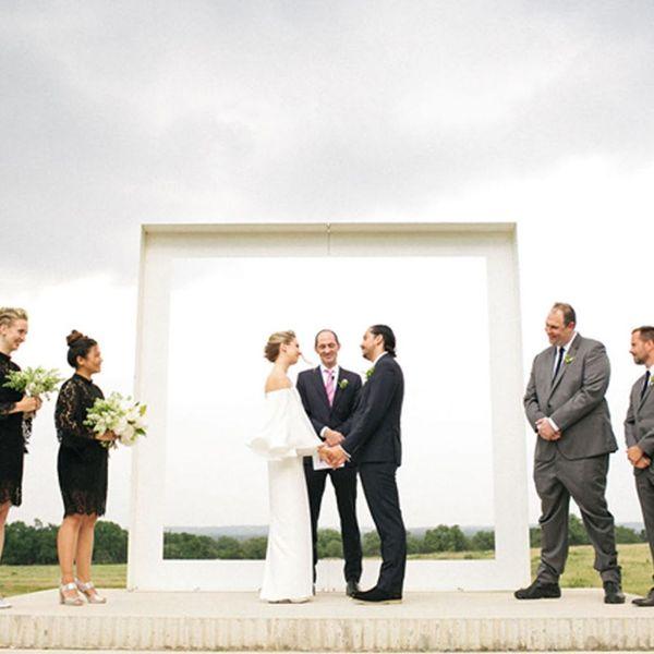 6 Big-Sky Beautiful Texas Wedding Venues
