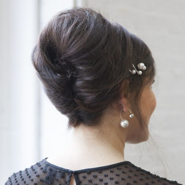 Fancy 5-Minute Updos for Moms Who Don't Have a Minute to Spare