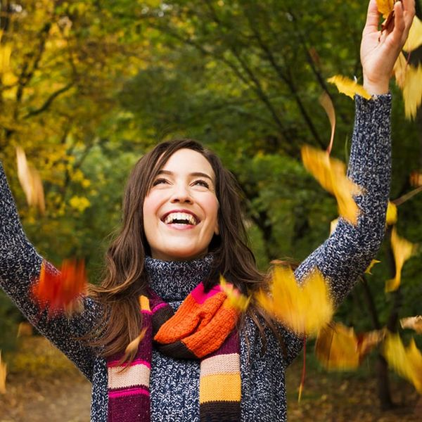 There's a Scientific Reason Why We Love Fall