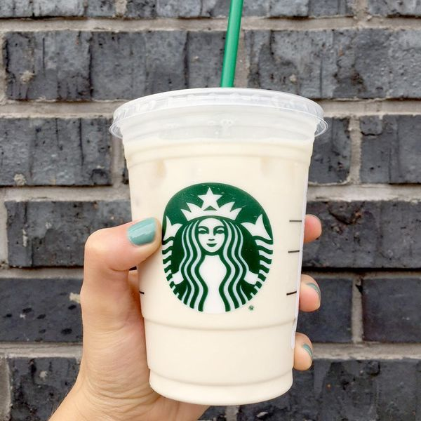 We Tried the Starbucks Keto White Drink Off the Secret Menu and We Don't Hate It