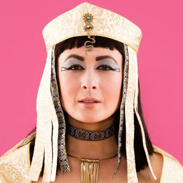 Get Your DIY Skills in Order — This Cleopatra Costume Is for the Advanced