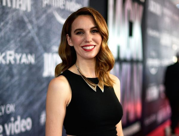 Former Disney Star Christy Carlson Romano Is Pregnant With Baby #2