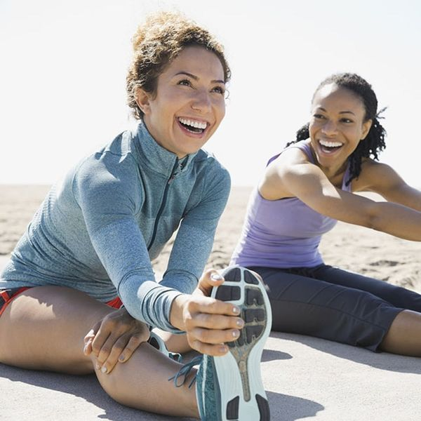 This Is How Much Exercise You Need to Boost Your Mental Health