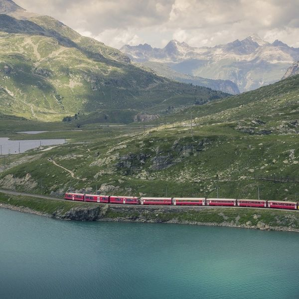 Why the Best Way to Explore Europe Is by Train