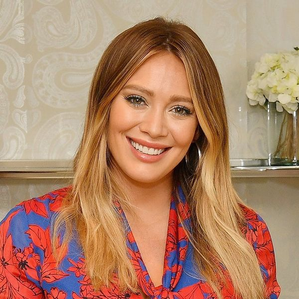 Hilary Duff Says Son Luca Is 'Excited' About the Baby Now But 'Was Not Thrilled' Initially
