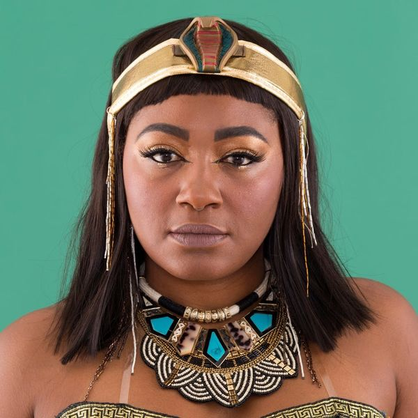 This Cleopatra Halloween Costume Is Easy Enough for Beginners But High on Nile Style
