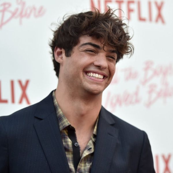 Noah Centineo Improvised Some of the Cutest Bits in 'To All the Boys I've Loved Before'