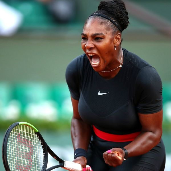 Nike's Response to the French Open Banning Serena Williams' Catsuit Uniform Is Perfect