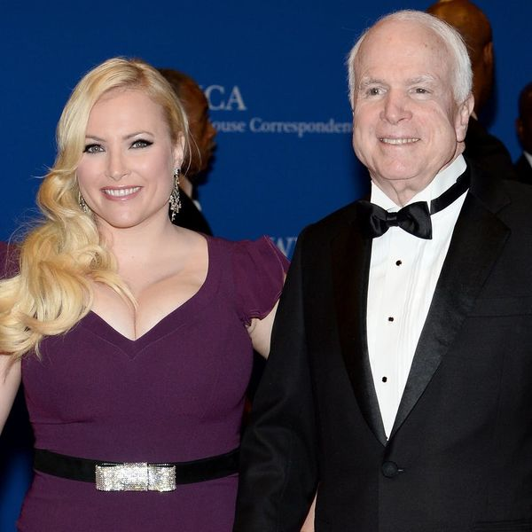 Meghan McCain Pays Moving Tribute to Dad John McCain After His Death