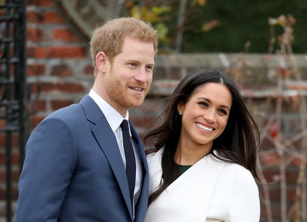 Meghan Markle and Prince Harry Reportedly Adopted a Dog Together