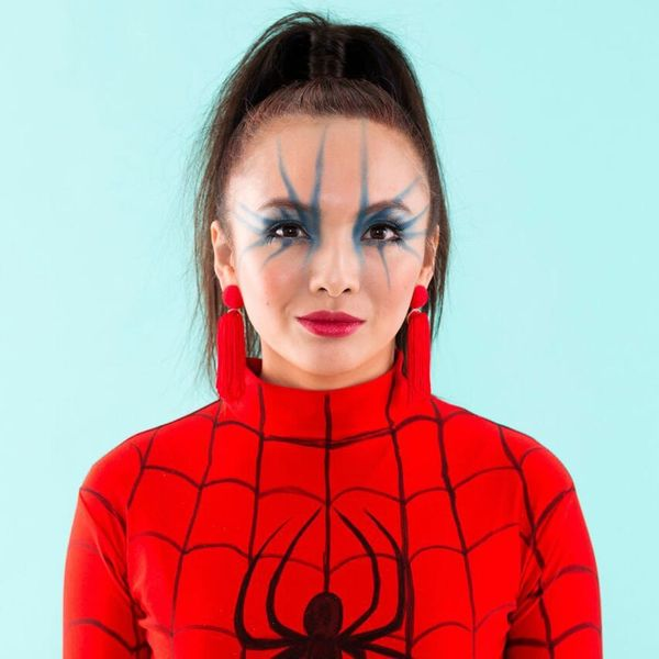 Unleash Your Inner Superhero With This Fierce Spider-Girl Costume