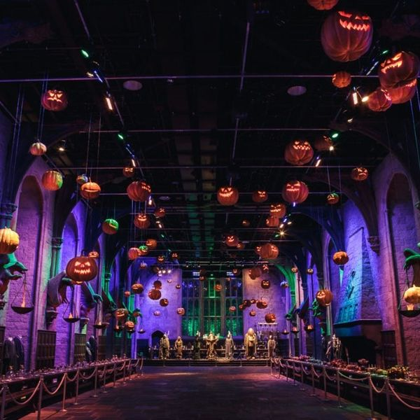 Attention, Muggles: You Can Spend This Halloween at Hogwarts
