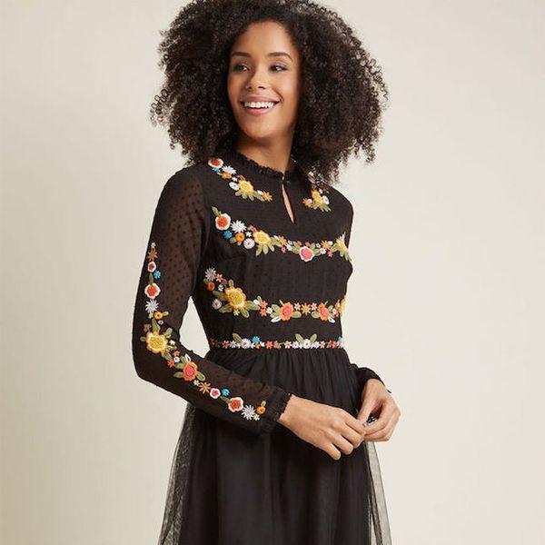 11 Not-So-Basic Little Black Dresses