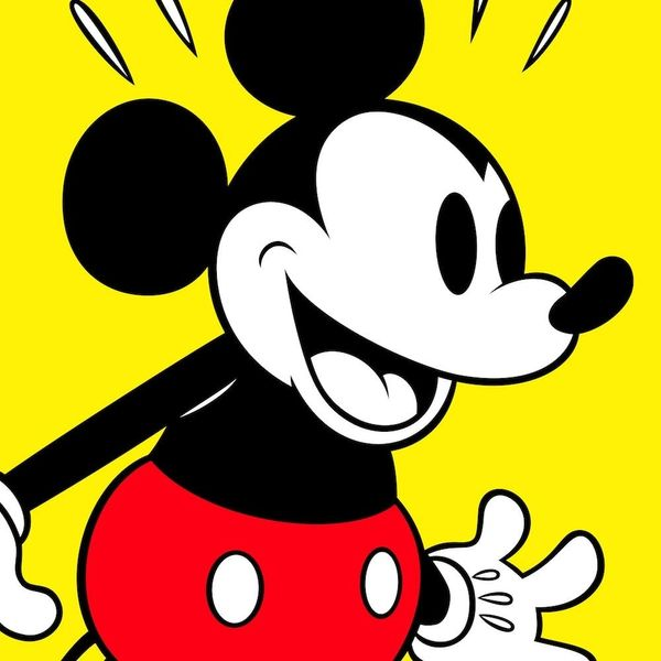 Celebrate Mickey Mouse's 90th Birthday at This Pop-Up Art Exhibit in NYC