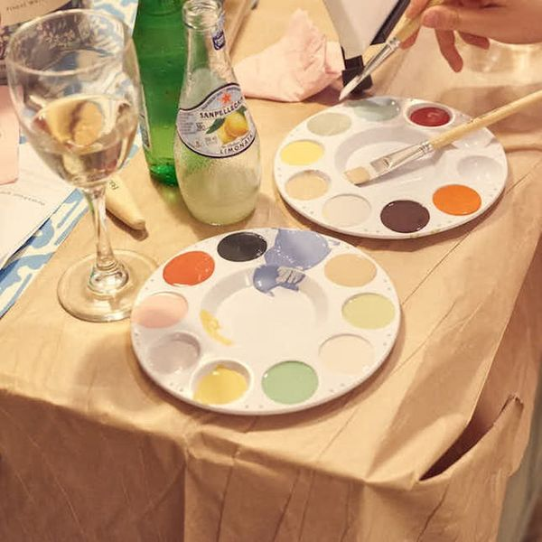 Tanya Taylor Launches Color Therapy Classes
