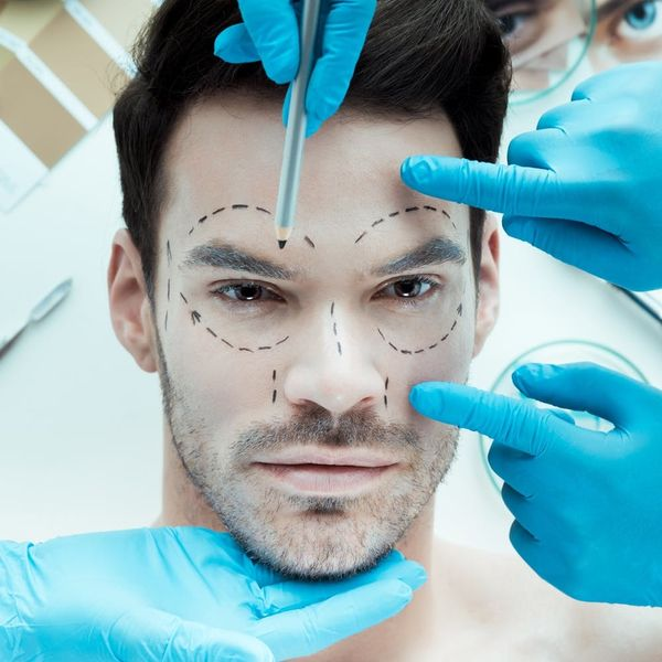 Are Men More Obsessed With Plastic Surgery Than Women?