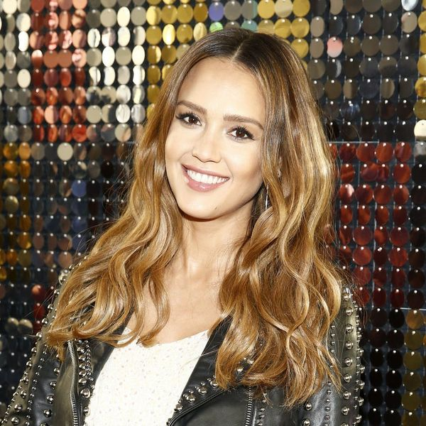 Jessica Alba, Busy Philipps, and More Stars Are Getting in on #TheAwesomeChallenge