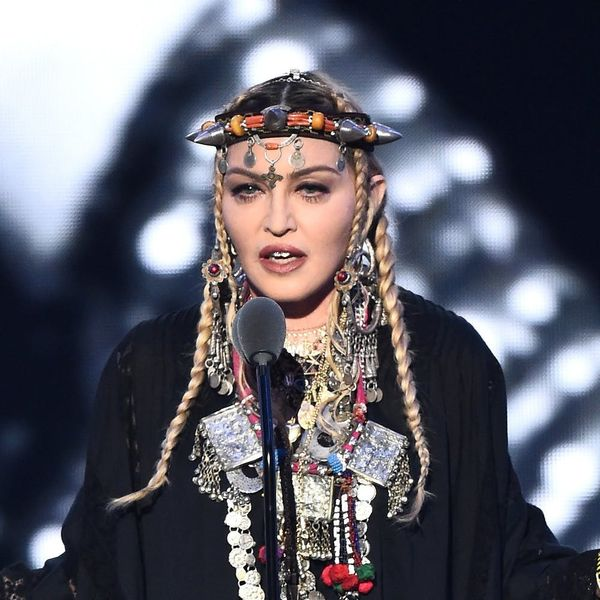 Madonna Responds to Backlash Over Her 2018 MTV VMAs Speech About Aretha Franklin