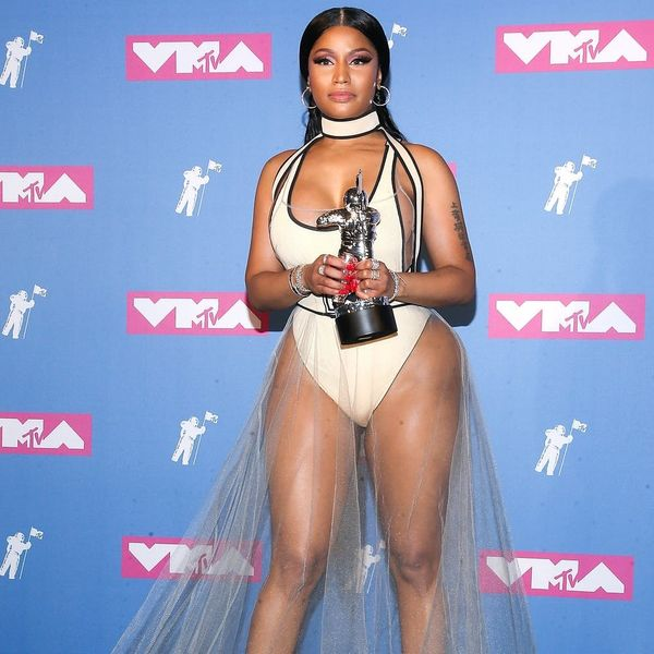 The Wildest Celeb Outfits at the 2018 MTV VMAs