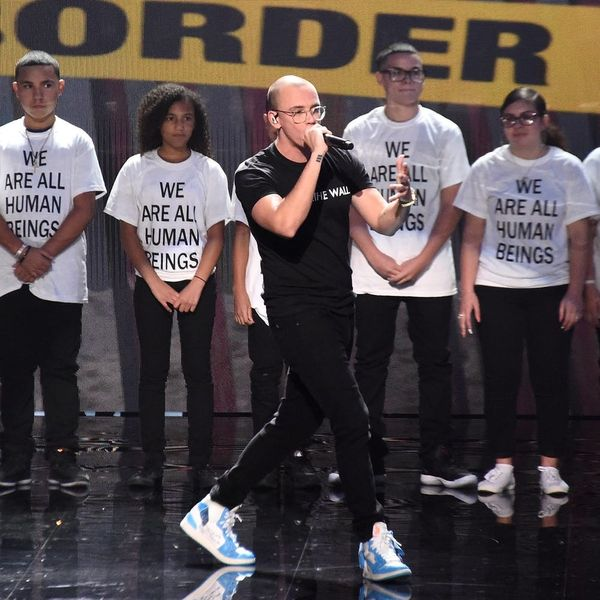 Logic's 2018 MTV VMAs Performance Included Families Separated by US Immigration Policies