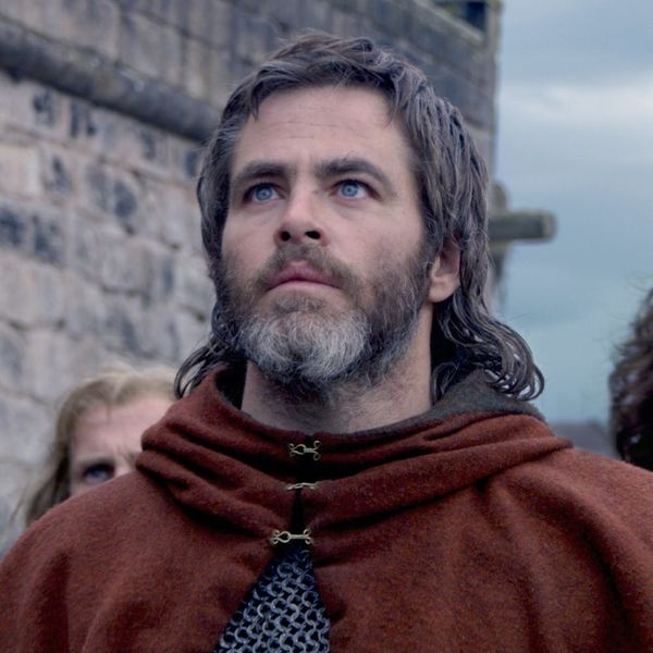 Netflix Just Dropped the Epic First Trailer for Chris Pine's New Historical Drama 'Outlaw King'