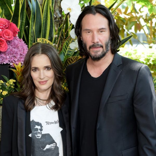 Winona Ryder and Keanu Reeves Might Have Gotten Married While Filming a Movie in 1992