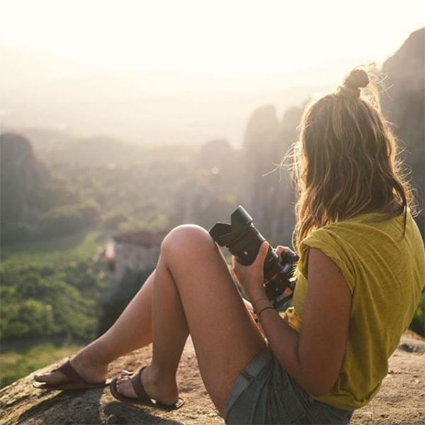 How This Travel Photographer Combined Her Different Passions into One Incredible Career