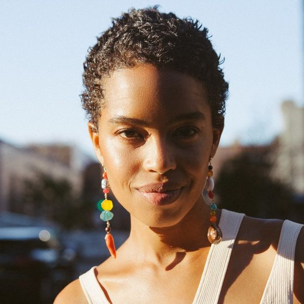 These Colorful Earrings Are the Definition of Recycled Chic