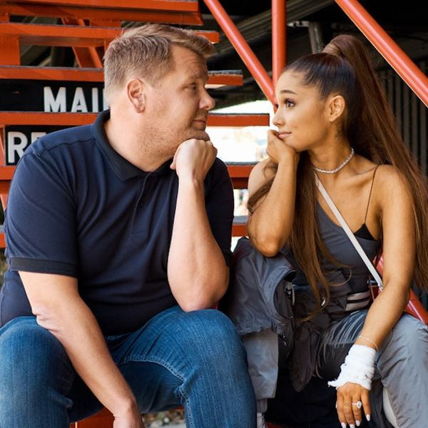Ariana Grande's 'Carpool Karaoke' Might Be the Cutest Episode Yet