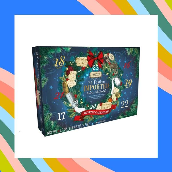 Get Lit Like a Christmas Tree With Aldi's Wine and Cheese Advent Calendars