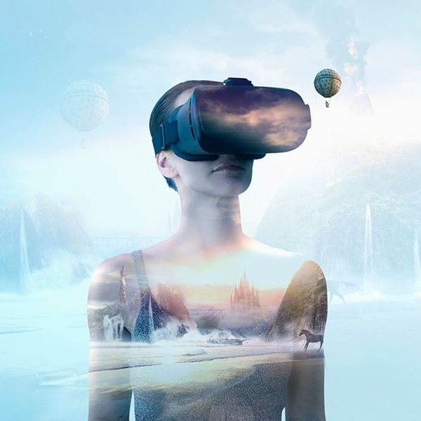 Why Virtual Reality Is a Game-Changer for My Meditation Practice