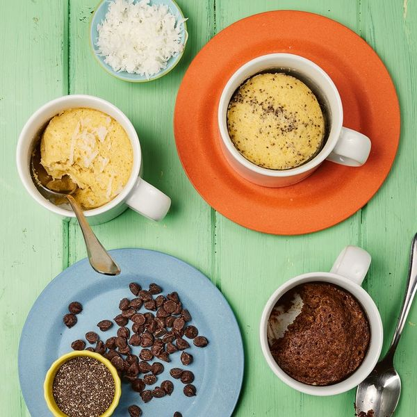 Try This Minute Mug Cake When Hanger Strikes