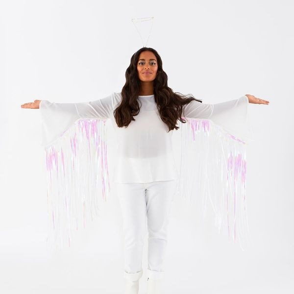This Angel Costume Will Make Your Halloween Heavenly